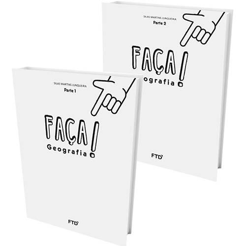 Livro - Faça Geografia 2º Ano