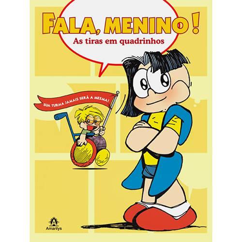 Livro - Fala Menino! - as Tiras em Quadrinhos