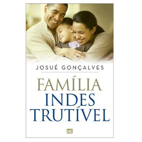 Livro Família Indestrutível
