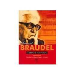 Livro - Fernand Braudel - Tempo e Historia