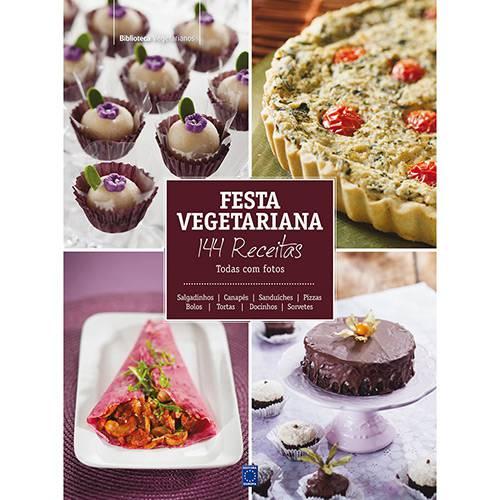 Livro - Festa Vegetariana