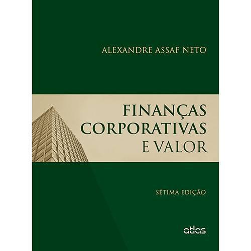 Livro - Finanças Corporativas e Valor