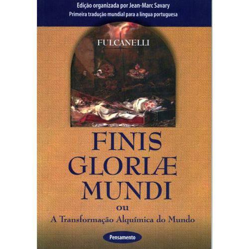 Livro - Fins Gloriae Mundi