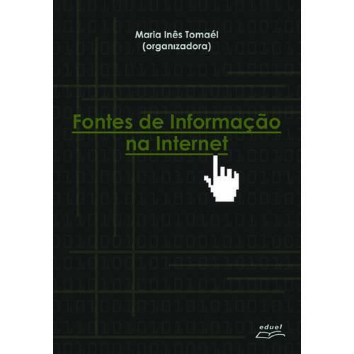 Livro Fontes de Informação na Internet