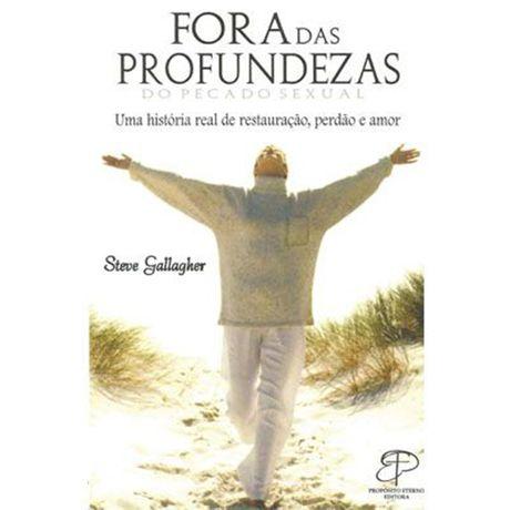 Livro Fora das Profundezas do Pecado Sexual