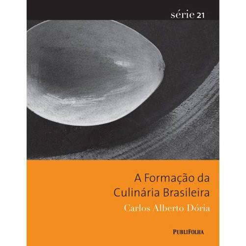 Livro - Formação da Culinária Brasileira, a