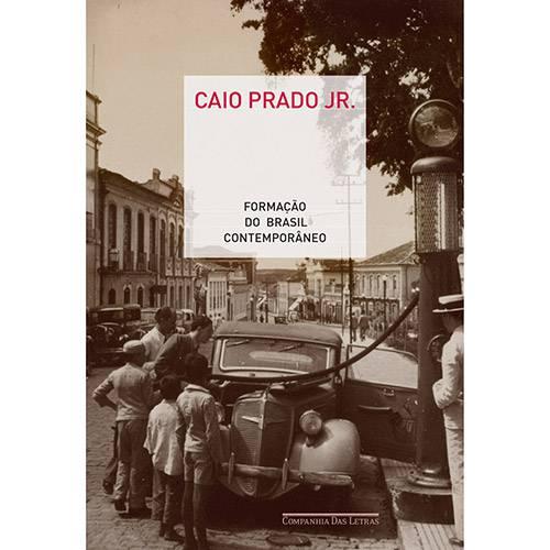 Livro - Formação do Brasil Contemporâneo