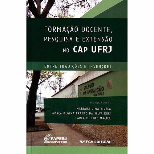 Livro - Formacao Docente, Pesquisa e Extensão no Cap UFRJ
