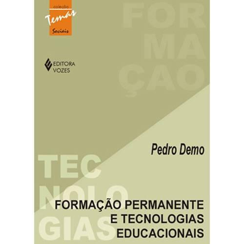 Livro - Formação Permanente e Tecnologias Educacionais