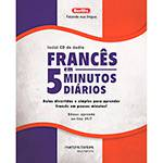 Livro - Francês em 5 Minutos Diários