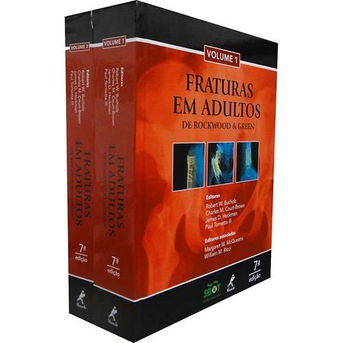 Livro - Fraturas em Adultos - Vol. 2
