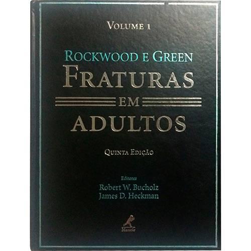 Livro - Fraturas em Adultos - Vol. 1