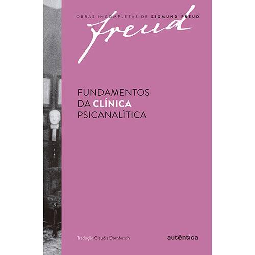 Livro - Fundamentos da Clínica Psicanalítica