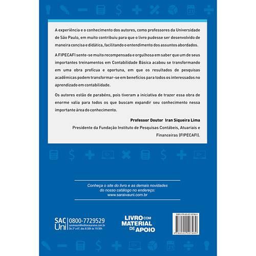 Livro - Fundamentos da Contabilidade - a Nova Contabilidade no Contexto Global