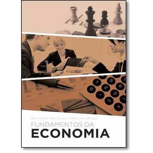 Livro - Fundamentos da Economia