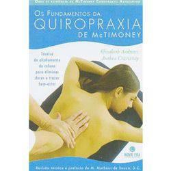 Livro - Fundamentos da Quiropraxia de Mctimoney, os