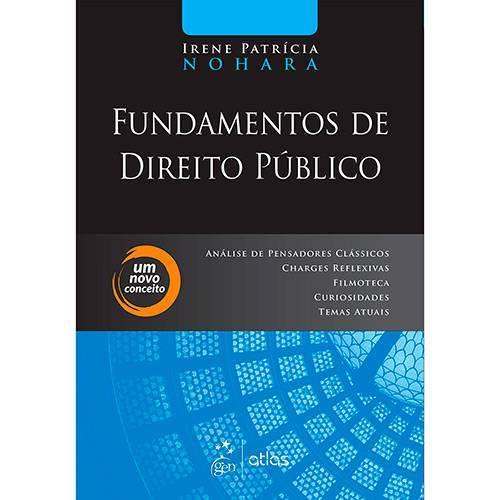 Livro - Fundamentos de Direito Público