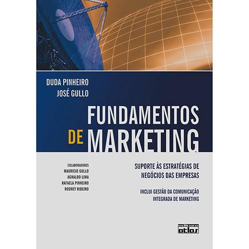 Livro - Fundamentos de Marketing