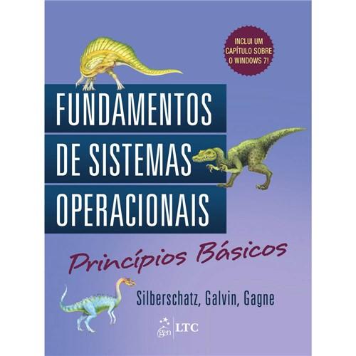 Livro - Fundamentos de Sistemas Operacionais: Princípios Básicos