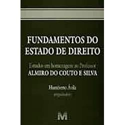 Livro - Fundamentos do Estado de Direito