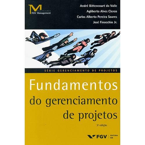 Livro - Fundamentos do Gerenciamento de Projetos