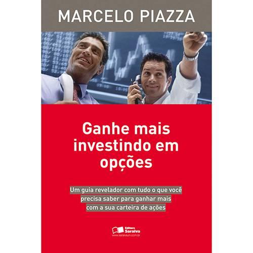 Livro - Ganhe Mais Investindo em Opções