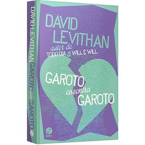 Livro - Garoto Encontra Garoto