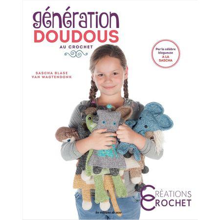 Livro Génération Doudous Amigurumis Au Crochet (Bichinhos para Dormir)