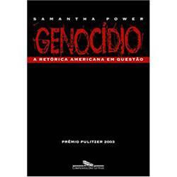 Livro - Genocídio - a Retórica Americana em Questão