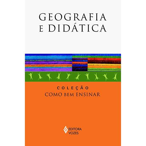 Livro - Geografia e Didática
