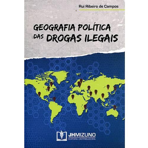 Livro - Geografia Política das Drogas Ilegais