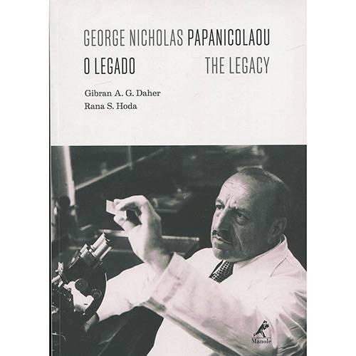 Livro - George Nicholas Papanicolaou: o Legado