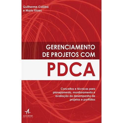 Livro - Gerenciamento de Projetos com PDCA