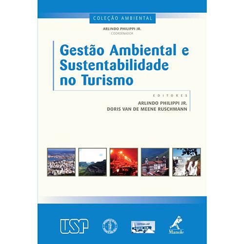 Livro - Gestão Ambiental e Sustentabilidade no Turismo