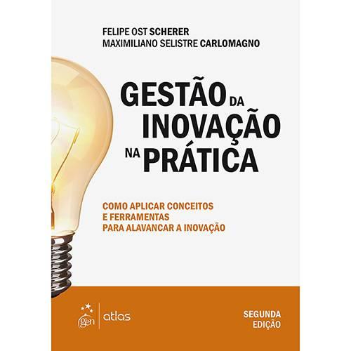Livro - Gestão da Inovação na Prática
