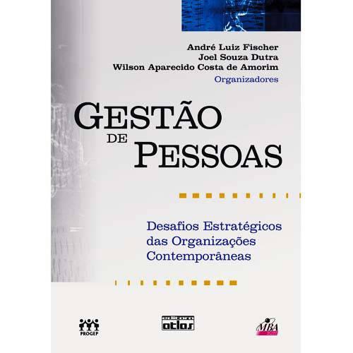 Livro - Gestão de Pessoas: Desafios Estratégicos das Organizações Contemporâneas