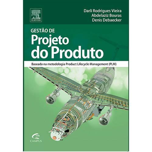 Livro - Gestão de Projeto do Produto