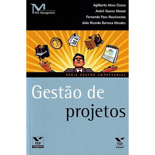 Livro - Gestao de Projetos
