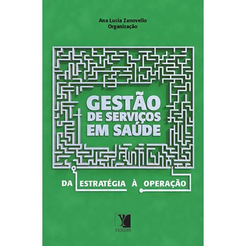 Livro - Gestão de Serviços em Saúde