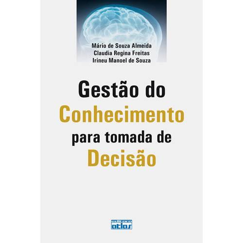 Livro - Gestão do Conhecimento para Tomada de Decisão