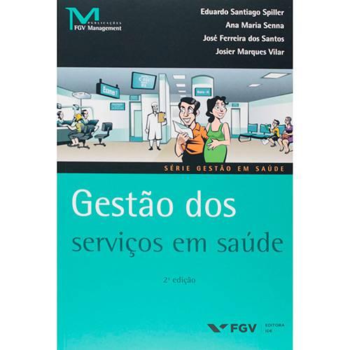 Livro - Gestão dos Serviços em Saúde