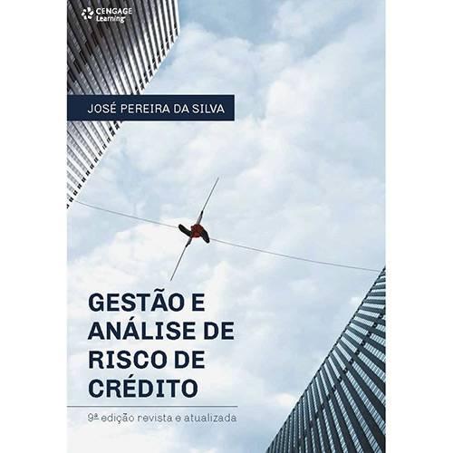 Livro - Gestão e Análise de Risco de Crédito: Edição Revista e Atualizada