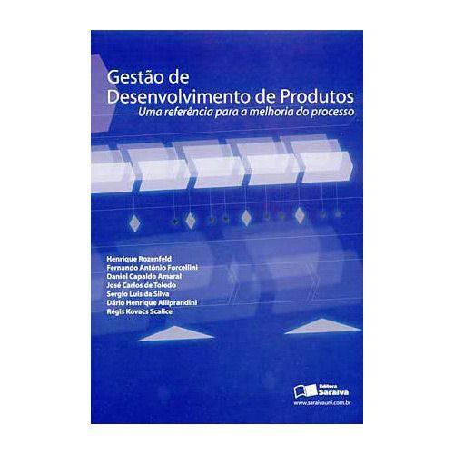 Livro - Gestão e Desenvolvimento de Produtos