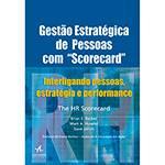 """Livro - Gestão Estratégica de Pessoas com """"Scorecard"""""""