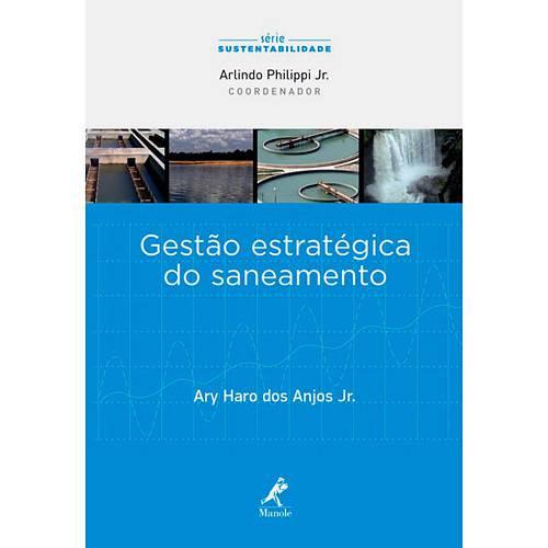 Livro - Gestão Estratégica do Saneamento
