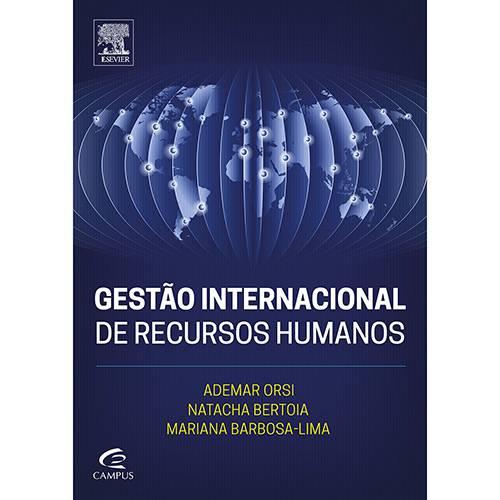 Livro - Gestão Internacional de Recursos Humanos