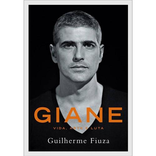 Livro - Giane: Vida, Arte e Luta