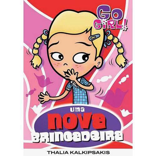 Livro - Go Girl: uma Nova Brincadeira - Vol. 12