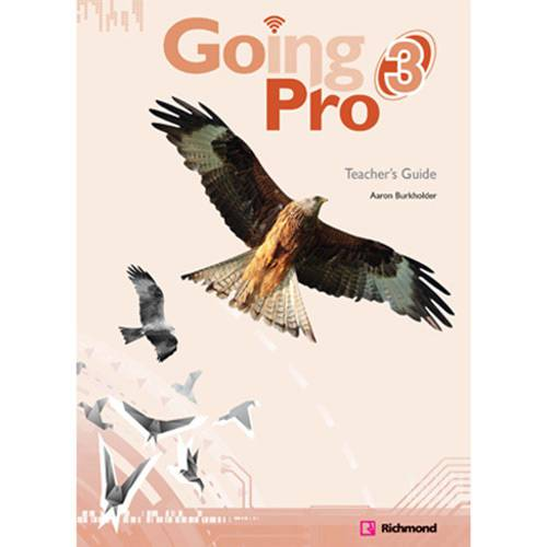 Livro - Going Pro 3: Teacher's Guide