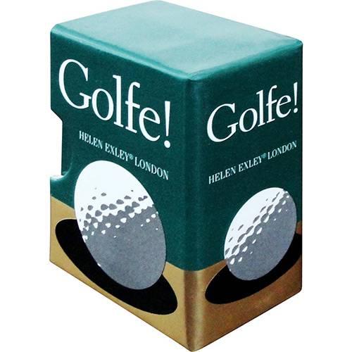 Livro - Golfe!